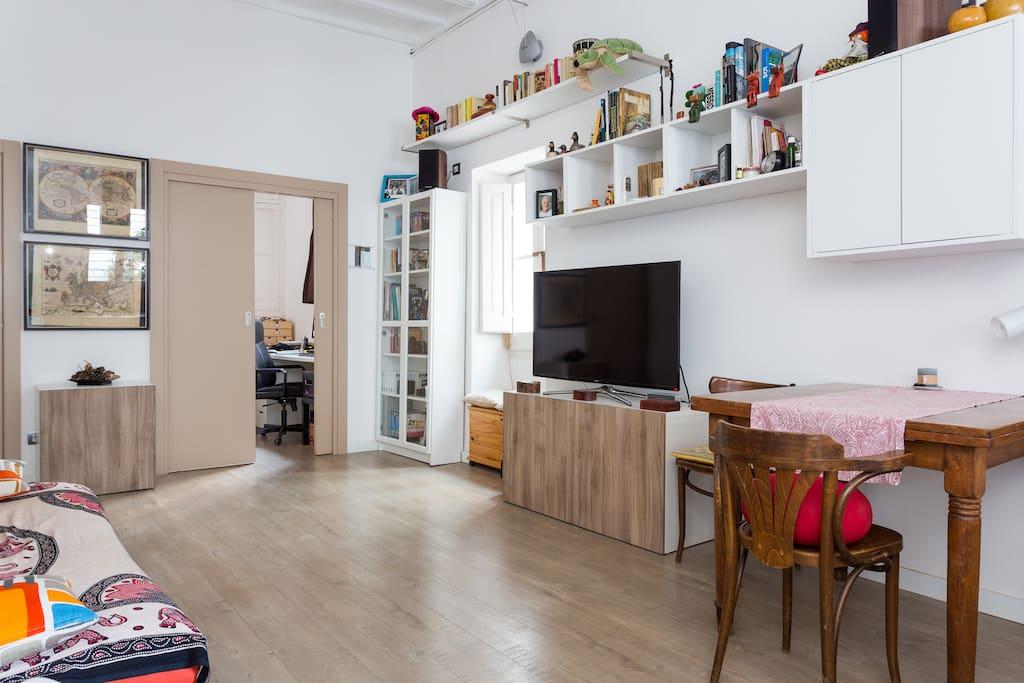 Living Room - Shared