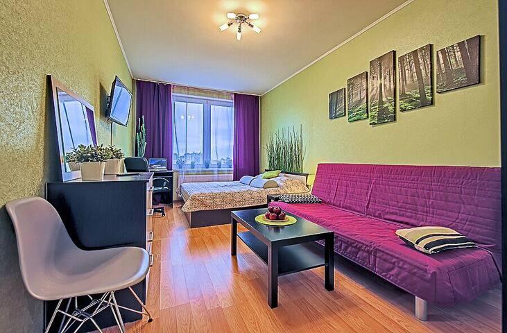 Green House - Санкт-Петербург - Apartment