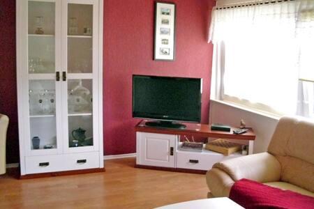 65 m² Ferienwohnung in Gagern auf Rügen - Kluis OT Gagern - Apartment