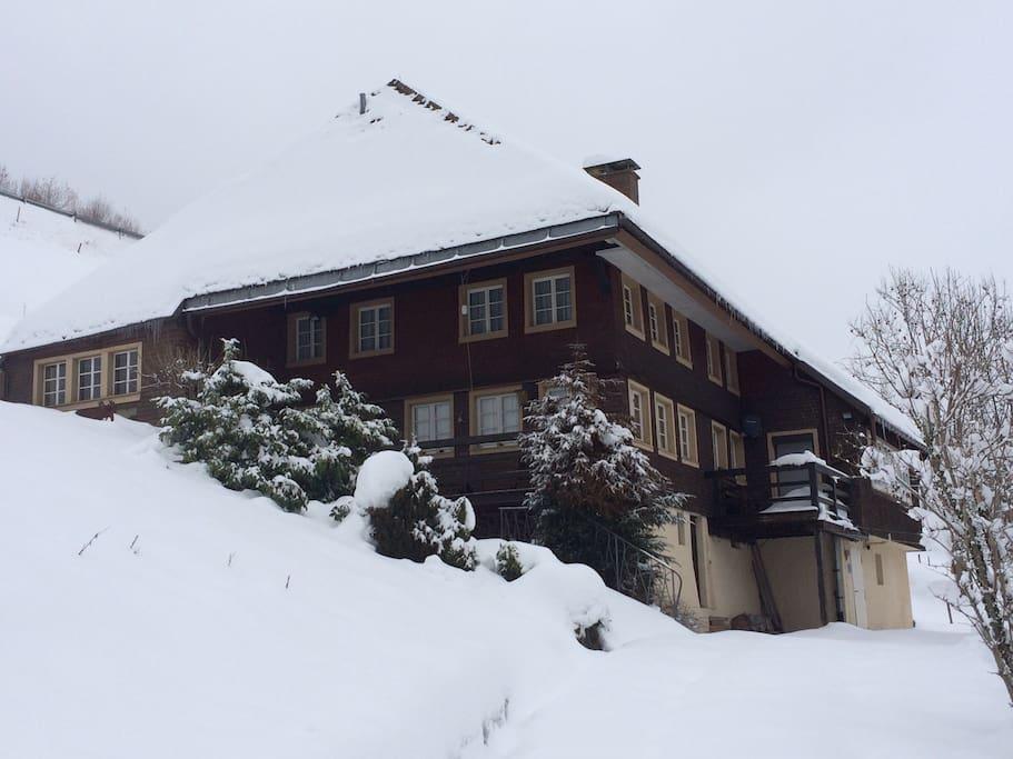 Wintersansicht Dezember 2015