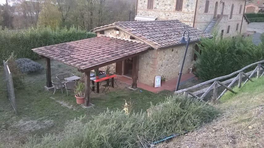 Casa nel Chianti - Siena - Badesse - Pis