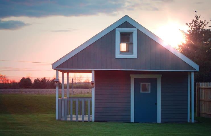 Tri-Cities Tiny House