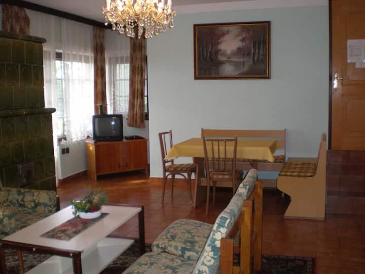 Groudfloor apartment directly on the lake Balaton