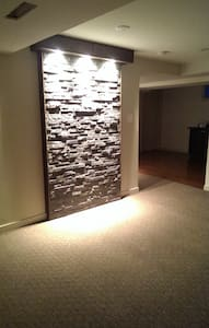 2BR Modern design private basement suite - Regina