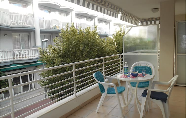 Holiday apartment with 1 bedroom on 32m² in Tossa de Mar