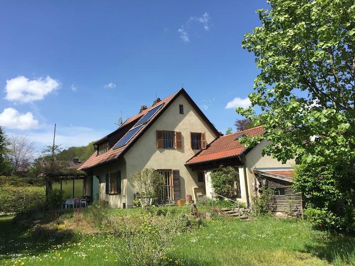 Haus Ruth - gemütlich wohnen im Obstgartenparadies