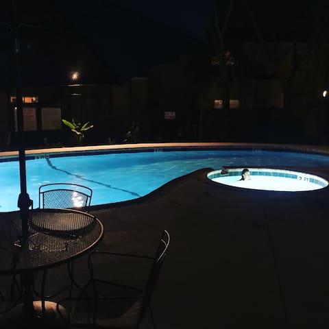 Chalet Azul 2Rm/4bd 30day rent Aval - San Antonio