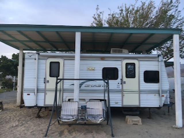 Cozy Travel Trailer/Coachella - Coachella - Trailer