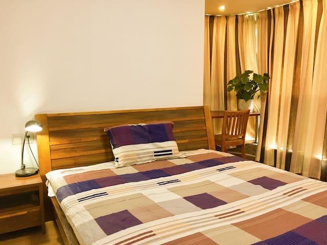 岳麓区商业中心交通方便舒适的私人住宅小区 - 长沙市 - Appartement