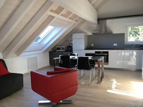 Résidence Athena - attique
