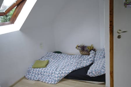 Room for 2 / beautiful house with garden / espanol - 크라쿠프