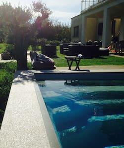 studio avec piscine proche plage - Bastia  - Casa