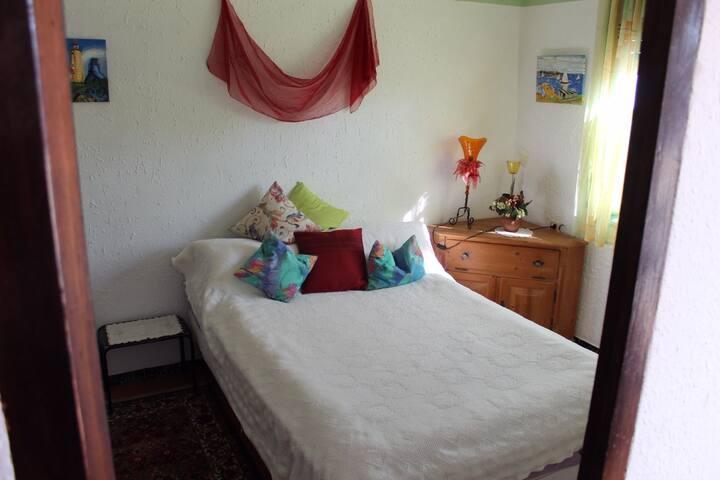 Kleines Zimmer auf gemütlicher Finca