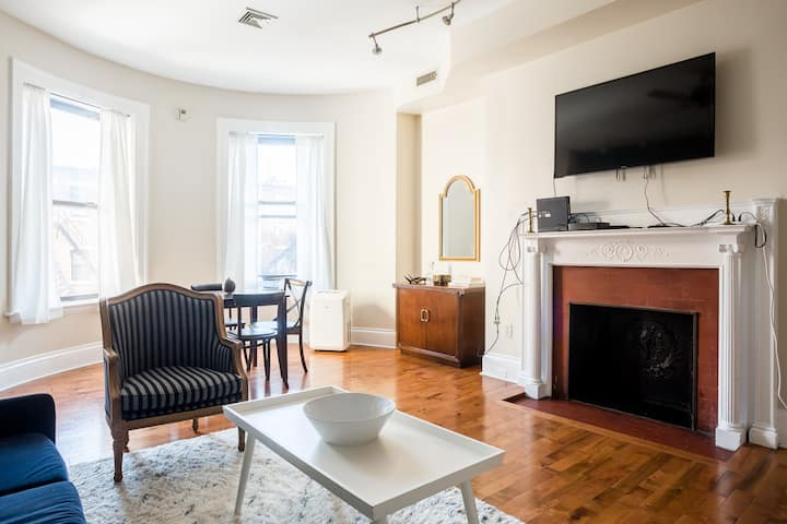 Fantastic Fenway 1br - Close to Everything!
