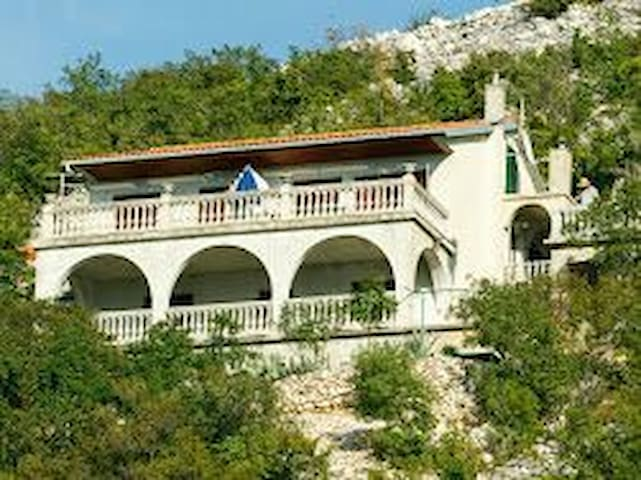 Beautiful 2BD with a stunning view - Starigrad - Leilighet