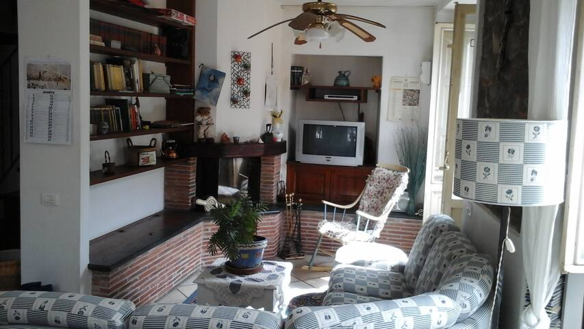 Ideal for Family,Sport,Relax, Culture Holidays - Bagni di Lucca - Apartamento
