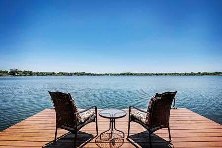Lakefront Paradise - Ház