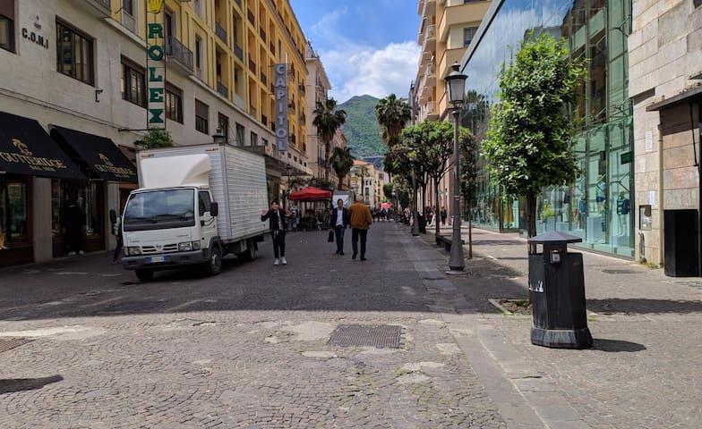 Salerno City Centre