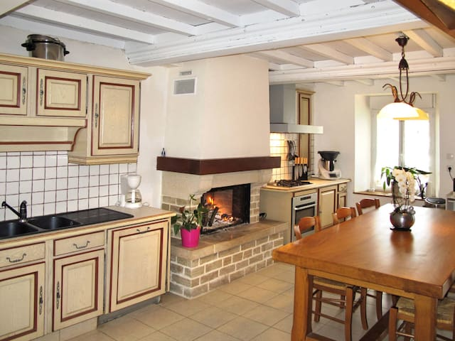 Holiday home in Creances for 4 persons