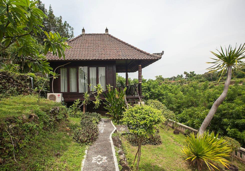 Garden Lodge Area