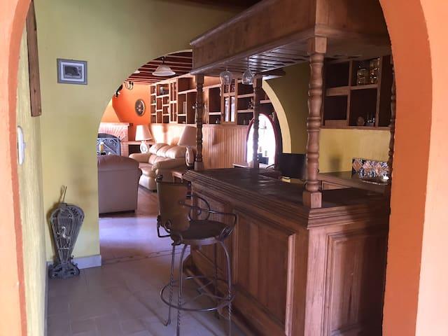 Casa Grande estilo colonial