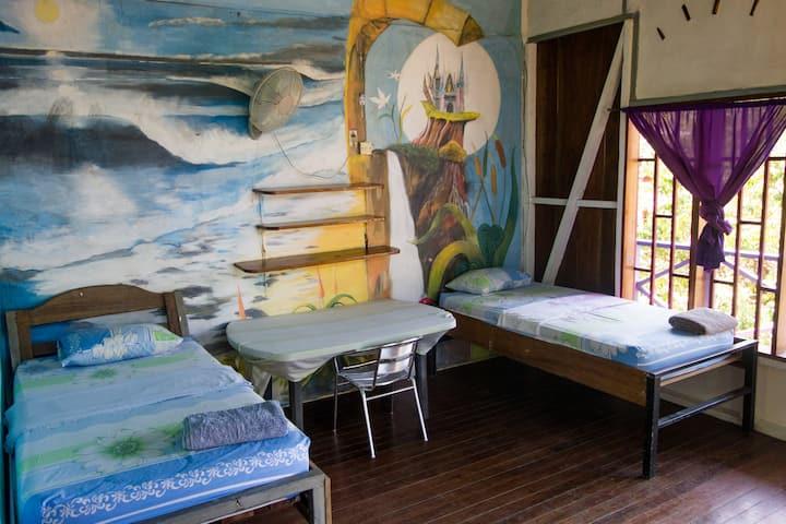 Cabinas Carol Brisa Private Room w/private bath 5