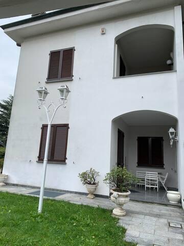 Villa luxury stanza matrimoniale