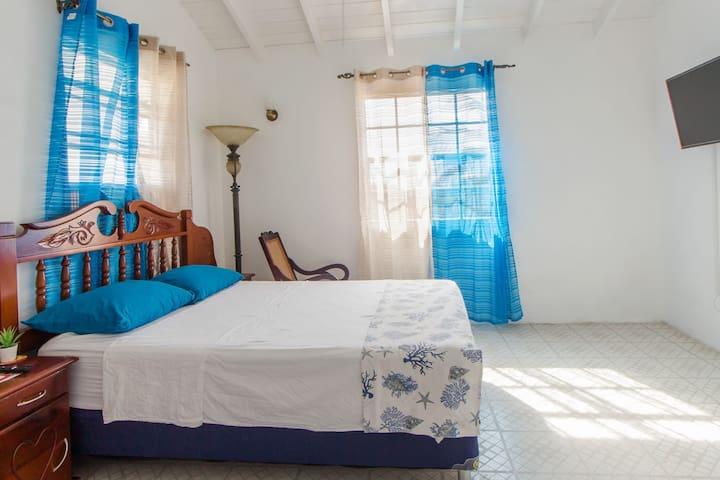 Casa Philipe - Room Sky - Caribbean Getaway