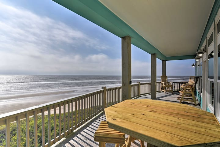 Crystal Tides' - Stunning Home w/ Oceanfront Views