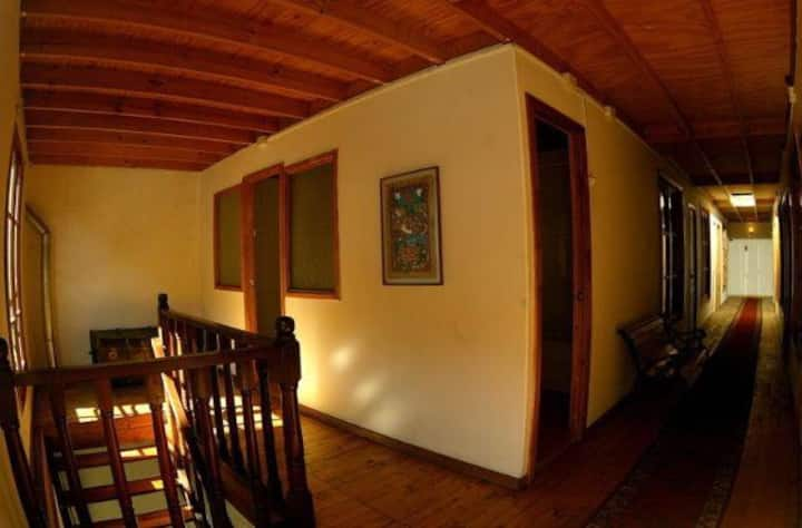 Beautiful and comforting room in Valparaiso