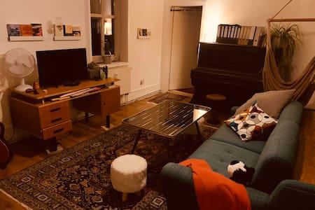 Kleine, ganz einfache, aber süße Wohnung