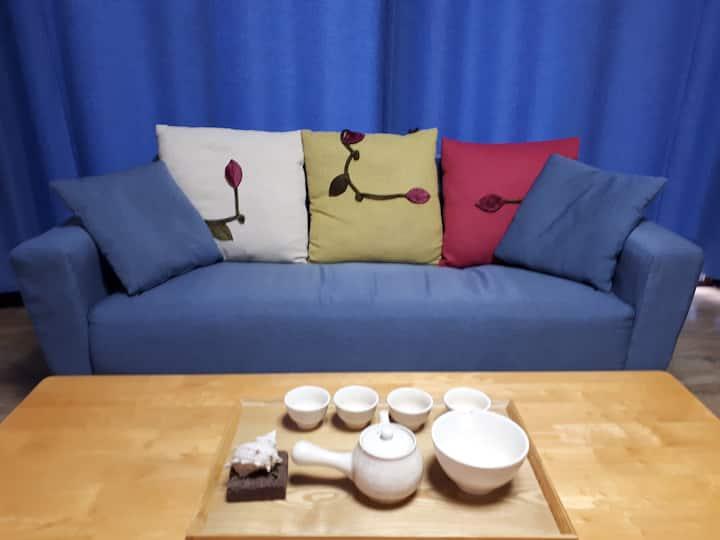 중문로드75렌탈하우스/27평2층집/넓고 깨끗하고 시원한 숙소^^주변편의시설 근접
