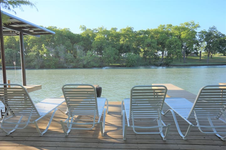 The River Haven Lake Haus -Totally PRIVATE & CLEAN