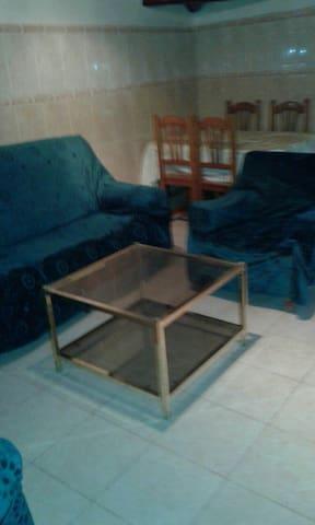 Acogedor piso en Pedrola - Pedrola - Apartment