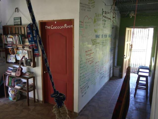 Soursop Hostel - Cocoon Room - Single Bed #2