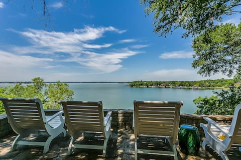 Eagle Mountain Lake - 7Arrows Guest House Retreat