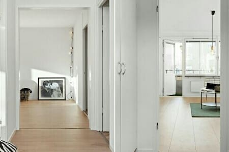 Design apartment 20 min to city - Handen - 公寓