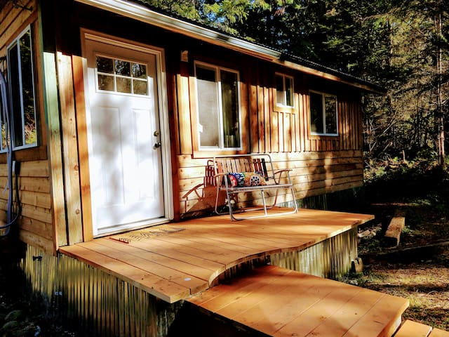 Remodeled Tiny Cabin - 1 mile to Mt. Rainier!
