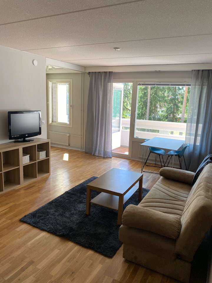 Cozy apartment in Kotka