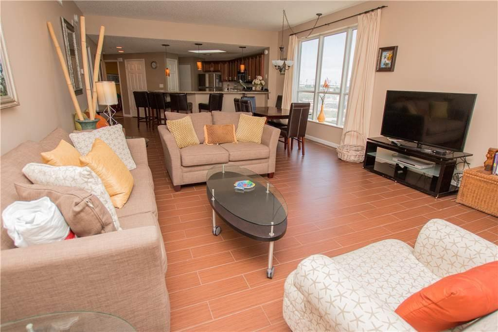 Sterling Sands 401 Magnificent 3 Bedroom Condo With Ocean View Condominiums For Rent In Destin