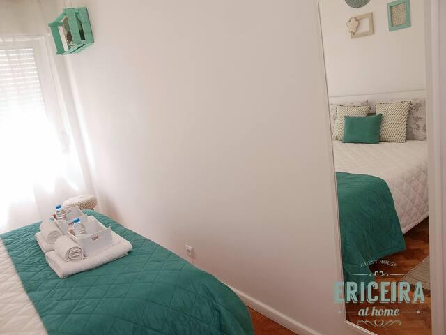 6:BREZZE room . double bed