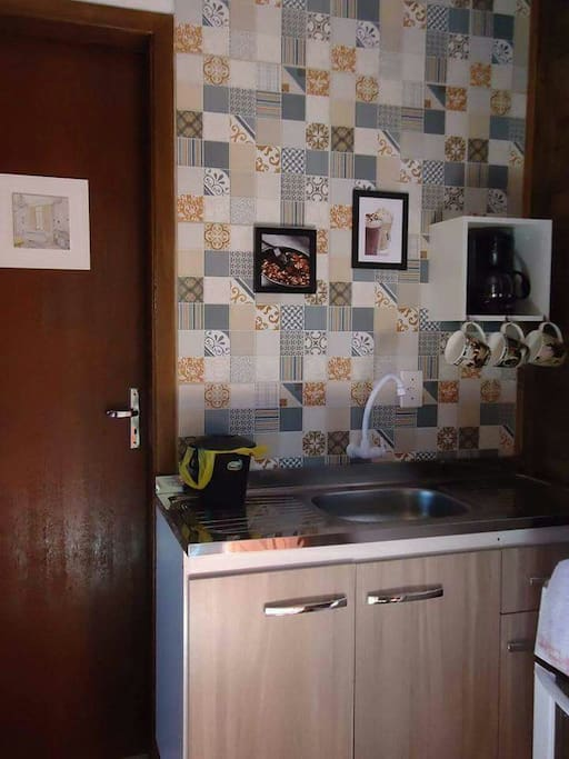 Cozinha chalé