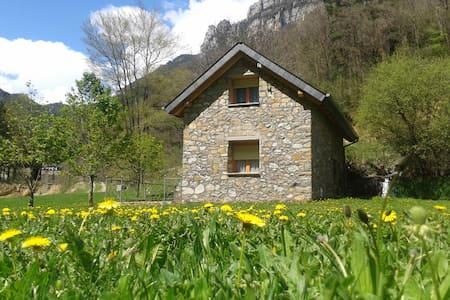 La Caseta alquiler integral - Bielsa - House