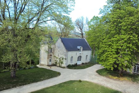 Ancienne chapelle - Ciran - Rumah