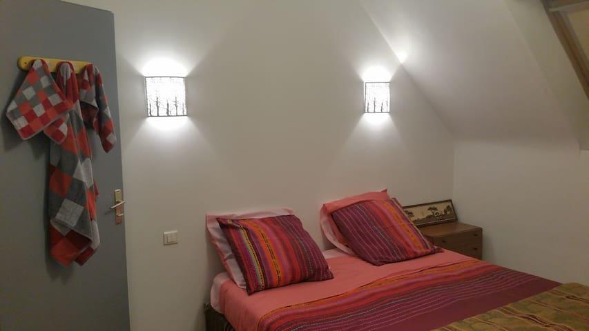 Chambre à proximité de Vannes