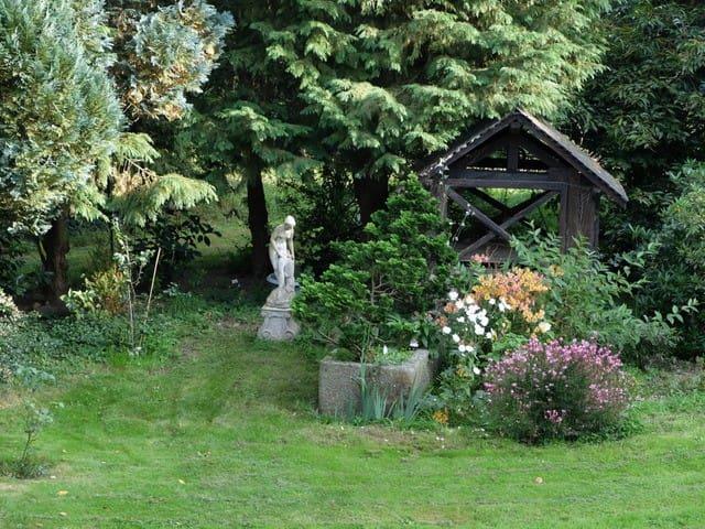 Manoir de Bouffigny - Saint-Laurent-de-Terregatte - Huis