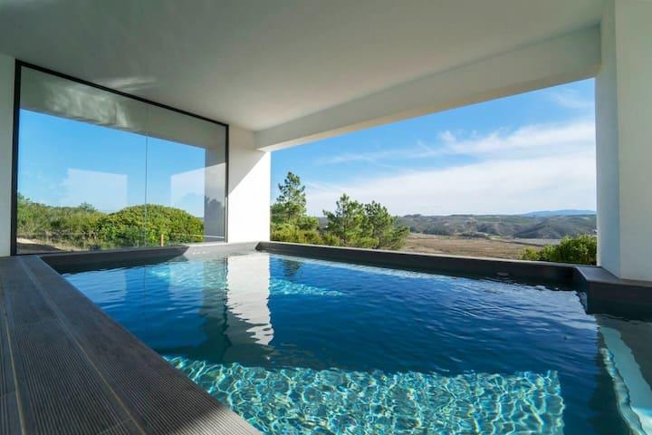 Villa H24 Monte Clerigo, Aljezur Algarve Portugal