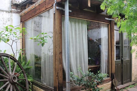 habitacion privada rodeada de jardin - Montevideo - Diğer