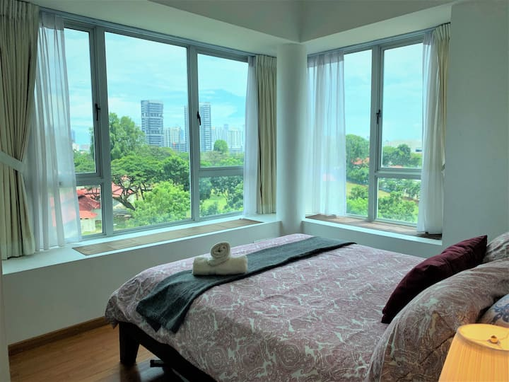 2RM 2Bath Gorgeous View At Novena nearby Orchard