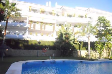 Habitación VIP en Guadalmina  (Mar y Golf) - มาร์เบลล่า - ที่พักพร้อมอาหารเช้า